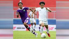 Indosport - Persita Tangerang vs Persela Lamongan.