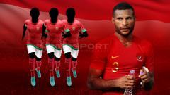 Indosport - Bila Marinus Wanewar cedera, ini tiga opsi penyerang Timnas U-23 di ajang kualifikasi Piala Asia