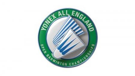 Logo All England 2019 - INDOSPORT