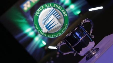 Logo All England 2019 - INDOSPORT