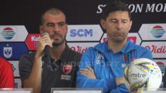 Indosport - PSM Makassar dalam jumpa pers Piala Presiden