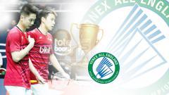 Indosport - Menakar peluang ganda putra Indonesia di All England 2019.