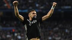 Indosport - Bintang Ajax Amsterdam, Dusan Tadic, siap puaskan birahi timnya untuk hancurkan lini belakang Liverpool di Liga Champions.
