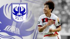 Indosport - Cho Chan Ho gelandang Korea Selatan calon pemain PSIS Semarang
