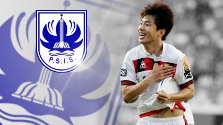 Cho Chan Ho gelandang Korea Selatan calon pemain PSIS Semarang. - INDOSPORT