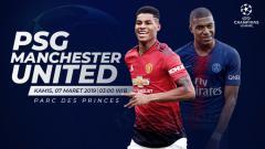Indosport - Prediksi Paris Saint-Germain vs Manchester United