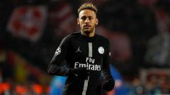 Indosport - Neymar, Striker PSG
