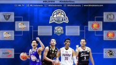 Indosport - Semifinal IBL 2019.