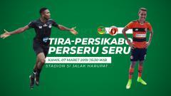 Indosport - Prediksi TIRA-Persikabo vs Perseru Serui