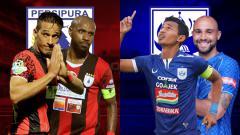Indosport - Persipura Jayapura vs PSIS Semarang