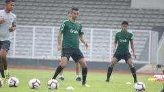 Indosport - Bek naturalisasi Otavio Dutra dipastikan bergabung ke timnas Indonesia jelang matchday 4 Kualifikasi Piala Dunia 2022 Grup G, Selasa (15/10/19).