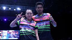 Indosport - Keberhasilan Tontowi Ahmad/Winny Oktavina Kandow mempecundangi wakil Malaysia di China Open 2019, membuat mereka ketiban 'durian runtuh' di ranking BWF.