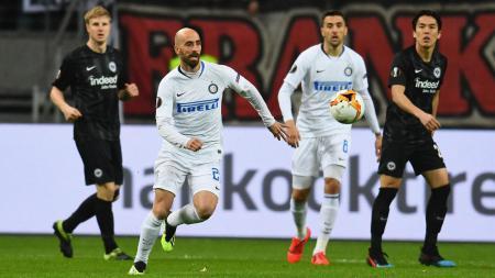 Frankfurt vs Inter Milan - INDOSPORT