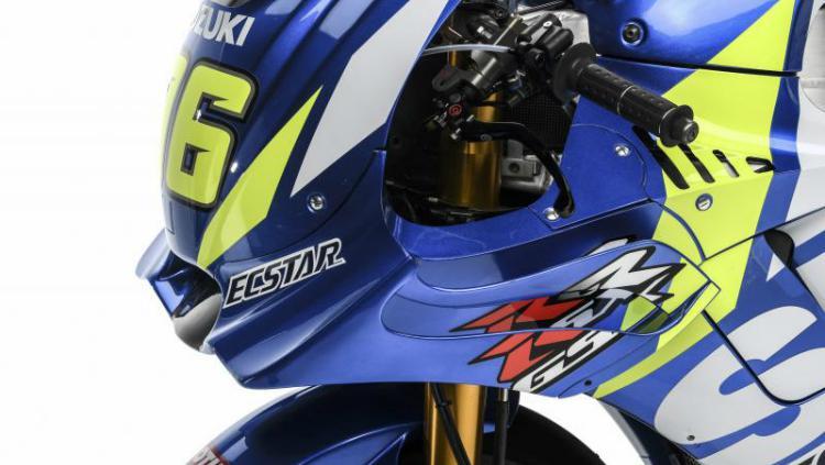 Suzuki Ecstar. Copyright: Suzuki