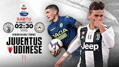 Indosport - Pertandingan Juventus vs Udinese (Prediksi).