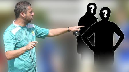 Senasib Radovic, 3 pelatih klub Liga Indonesia ini pernah dipukul suporter. - INDOSPORT