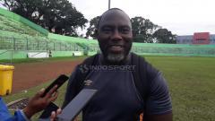Indosport - Pelatih Barito Putera, Jacksen F. Tiago.