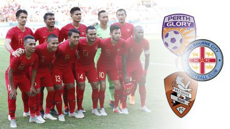 3 Klub Aussie yang layak jadi lawan uji coba Timnas Indonesia Senior. - INDOSPORT