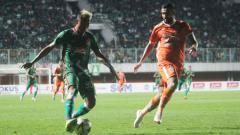 Indosport - Borneo FC vs PSS Sleman.