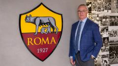 Indosport - Pelatih baru AS Roma, Claduio Ranieri.