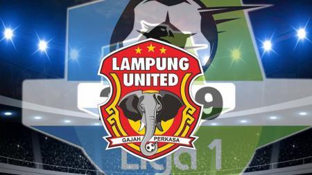 Lampung United Logo - INDOSPORT