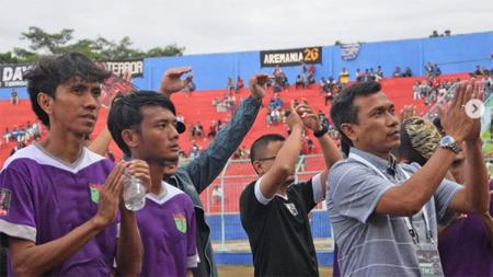Pelatih Persita, Widodo Cahyono Putro. - INDOSPORT
