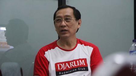 Johan Wahyudi, salah satu legenda bulutangkis Indonesia yang dikabarkan telah tutup usia. - INDOSPORT