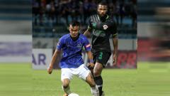Indosport - Kalteng Putra vs PSIS Semarang.