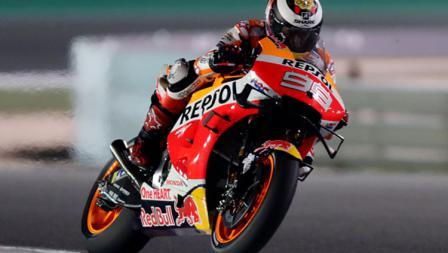 Penampilan mengecewakan Jorge Lorenzo di MotoGP Qatar 2019.