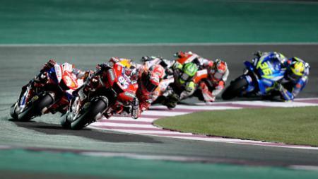 Berikut link live streaming race MotoGP Doha 2021 pada Senin (05/04/21) dini hari WIB. - INDOSPORT