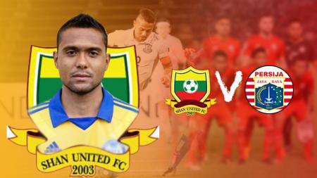 3 fakta Maycon Calijuri, striker Shan United yang wajib diwaspadai Persija - INDOSPORT
