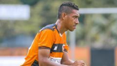 Indosport - Delvin Rumbino, pemain klub Liga 1, Barito Putera.