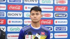Indosport - Bek Timnas Vietnam U-23, Ngo Tung Quoc.