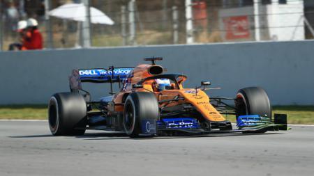 Rupa Mobil McLaren F1 - INDOSPORT