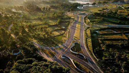 Rancangan Sirkuit Mandalika, NTT, Indonesia. - INDOSPORT