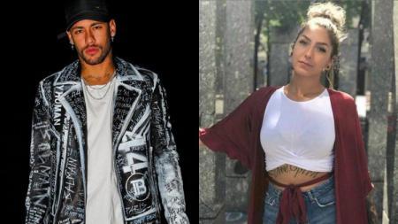 Liza mengaku menjalani cinta satu malam dengan Neymar - INDOSPORT