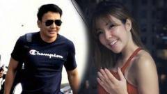 Indosport - Wijaya Saputra dan Gisel