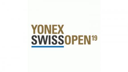 Logo Swiss Open 2019 - INDOSPORT