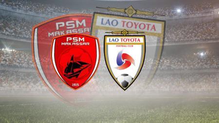 PSM Makassar vs Lao Toyota - INDOSPORT