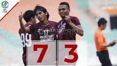 Indosport - Hasil pertandingan PSM Makassar vs Lao Toyota