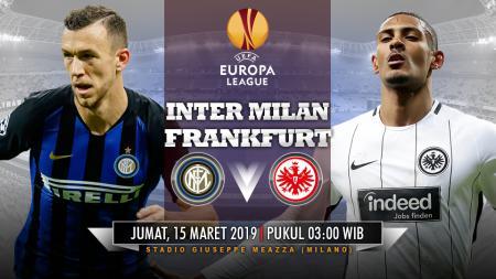 Prediksi pertandingan Inter Milan vs Frankfurt - INDOSPORT