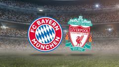 Indosport - Bayern munchen vs Liverpool.