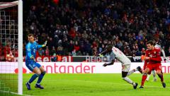 Indosport - Gol Sadio Mane di Bayern Munchen vs Liverpool