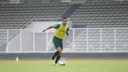 Otavio Dutra, pemain naturalisasi baru Timnas Indonesia - INDOSPORT