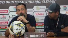 Indosport - Gara-gara Hal Ini, Eks Pelatih Borneo FC Tidak Sudi Lagi Melatih Klub Vietnam.