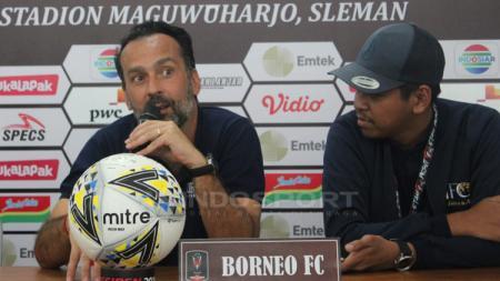 Gara-gara Hal Ini, Eks Pelatih Borneo FC Tidak Sudi Lagi Melatih Klub Vietnam. - INDOSPORT