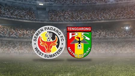 Semen Padang vs Mitra Kukar - INDOSPORT