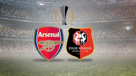 Arsenal vs Rennes - INDOSPORT