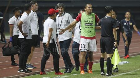 Klub Liga 1 Bali United menutup berbagai spekulasi tentang Gunawan Dwi Cahyo. Mereka secara resmi perpanjangan kontrak stoper eks Persija Jakarta itu. - INDOSPORT