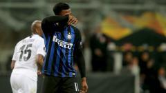 Indosport - Kekalahan Inter Milan dari Frankfurt